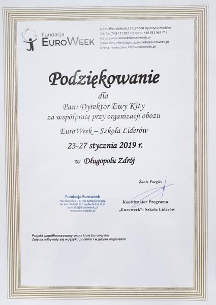 dyplomy euroweek 2019  (1)