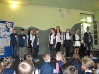Występ klasy 6